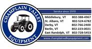 Champlain Valley Equipment, 5 locations to serve you.