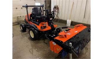 2016 F2690 4WD with 60 in. Rear Discharge Deck
