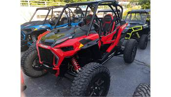 2018 RZR XP TURBO S