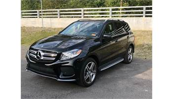 2016 GLE 350 4MATIC