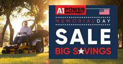 Memorial Day Big Savings Sale