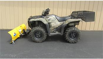 2015 FourTrax Foreman Rubicon 4x4 EPS Camo