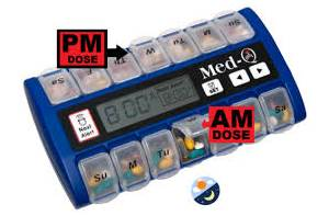 Med-Q Smart Pill Reminder