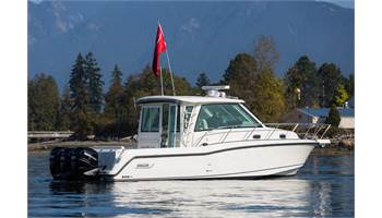2020 345 Conquest Pilothouse