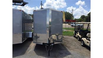 2018 6'x12' Enclosed Trailer