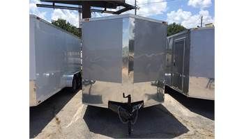 2019 7'x16' Enclosed Trailer (Tandem Axle)