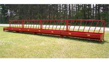 10' Calf Fenceline Feeder