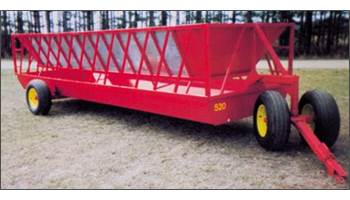 520 Feeder Wagon 20'