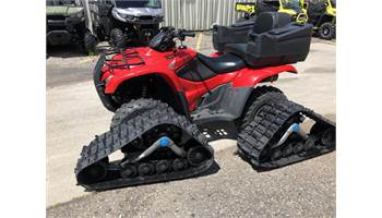 2008 FOURTRAX RANCHER 4X4 w/ TRACKS!