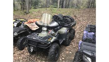 2004 Sportsman 500 6X6 W/ rear tracks