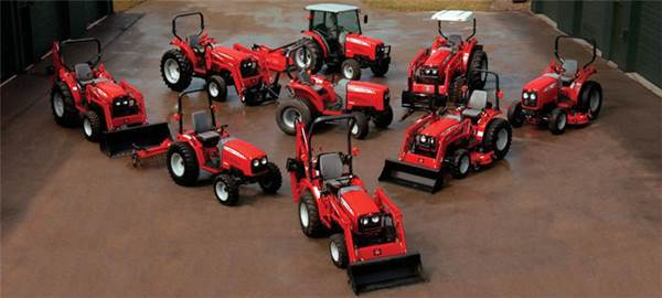 CUE Tractor Lineup
