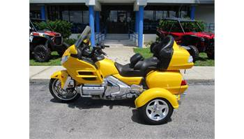 2010 Gold Wing Audio Comfort Trike