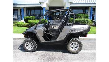 2012 Commander 1000 XT - Pure Magnesium Metallic