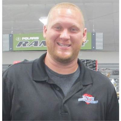 Patrick Nasworthy - Parts and Service Manager
