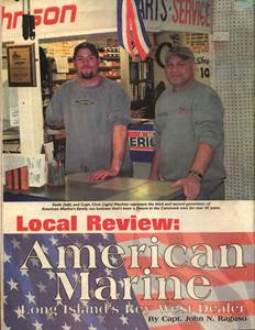 American Marine Article Fisherman 2005