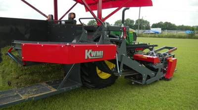 kwmi slab harvesting cutter head
