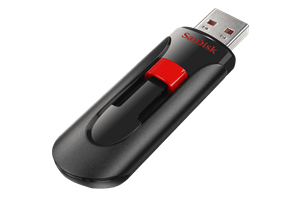 64 GB Cruzer Glide USB Flash Drive