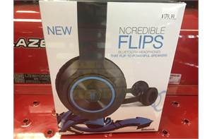 NCredible Flips