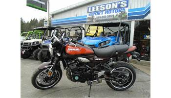 2018 Z900RS - Candytone Brown/Candytone Orange