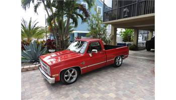 1985 C10 shortbed fleetside