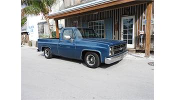 1986 C10 Fleetside