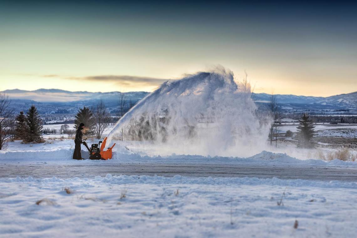 Ariens Snowthower in York, Prince Edward Island