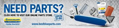 New Holland Parts Store