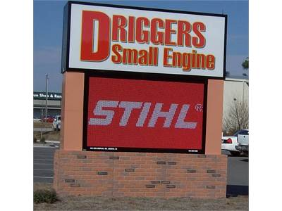 Inside Driggers Small Engine, Inc.