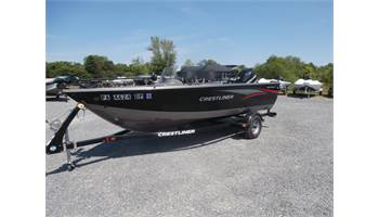 2015 1650 Fish Hawk Side Console