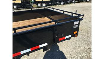 2019 6X12 Single Axle Steel Side Utility Trailer UT612-3K