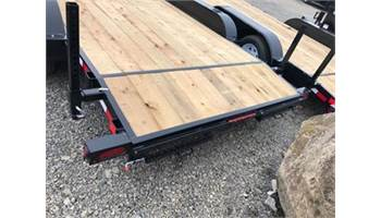 2019 7X18 Equipment Trailer CE718-10K