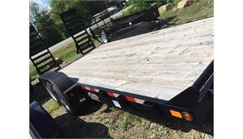 2016 CE716-7K EQUIPMENT TRAILER