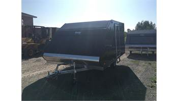 2020 101X12 Cross Over Snowmobile Trailer