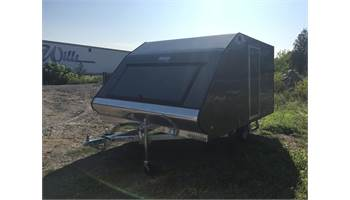 2020 101 X 12 CrossOver Trailer With Ramp Door MFS101X12CROSS