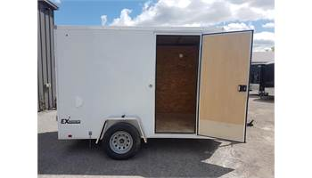 2020 6X10 CARGO TRAILER WITH BARN DOORS