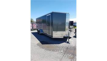 2020 7X20 CARGO TRAILER WITH RAMP