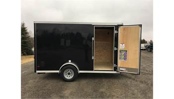 2020 5X8 CARGO TRAILER WITH RAMP