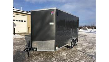 2020 7X14 Cargo Trailer With Barn Doors ULAFTX714TA2