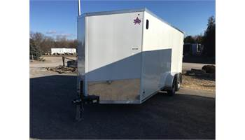 2020 7X16 Cargo Trailer With Barn Doors ULAFTX716TA2