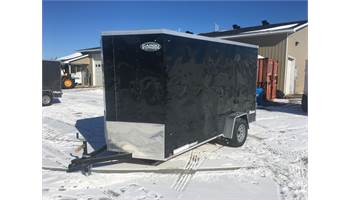 2020 ON SALE ! 6X12 Cargo Trailer With Ramp Door
