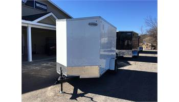 2018 6X10 Cargo Trailer With Ramp Door
