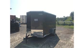 2020 6X12 Enclosed Cargo Trailer With Ramp Door XLW6X12SI2
