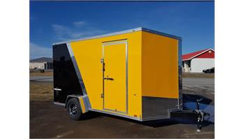 2020 7X12 CAN-AM Edition Enclosed Cargo Trailer FSCBC7.0X12SE3FF