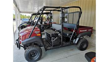 2019 7 YEAR WARRANTY PACKAGE MULE 4010 TRANS 4x4