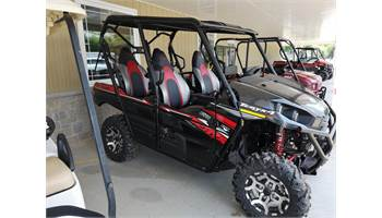 2019 7 YEAR WARRANTY PACKAGE Teryx4 EPS LE