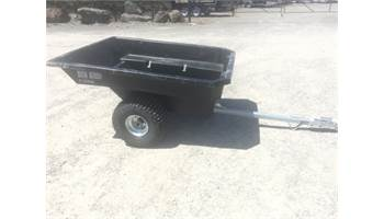 2018 BUSH BURRO ATV TRAILER