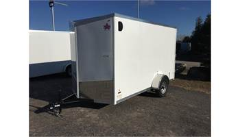 2020 6X12 Cargo Trailer With Barn Doors ULAFTX612SA