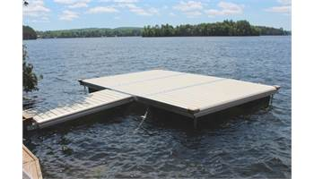 FLOATING DOCKS - VARIOUS MODELS