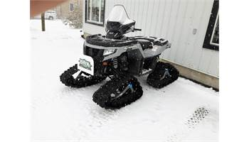 2018 Alterra 700 XT EPS (Arctic Cat), with/ WINDSHIELD and CAMSO TATOU 4S TRACK KIT