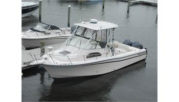 2002 Sailfish 282